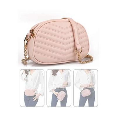 Women Waist Bags, Fanny Pack, Crossbody Satchel Bag, Waist Bag Belt Bags for women【並行輸入品】