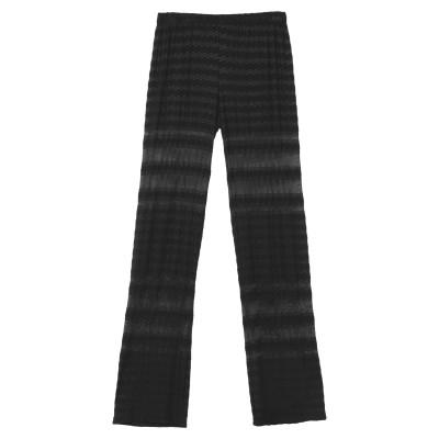 クリスティーズ CHRISTIES パンツ ブラック S ナイロン 90% / ポリウレタン 10% パンツ