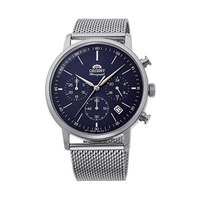 Orient Classic Watch RA-KV0401L10B - Stainless Steel Gents Quartz Chronograph 海外取寄せ商品