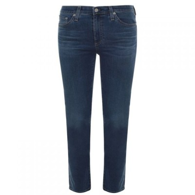 エージージーンズ AG Jeans レディース ジーンズ・デニム ボトムス・パンツ AG Jean Crop Jean Sea Mist