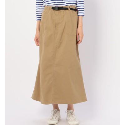【ビショップ/Bshop】 【GRAMICCI】ベイカースカート WOMEN