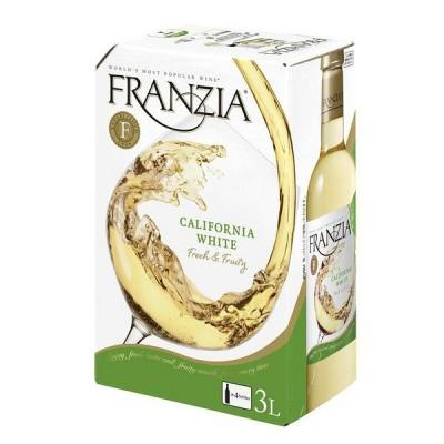 フランジア ホワイト バッグインボックス 3000ml  白ワイン