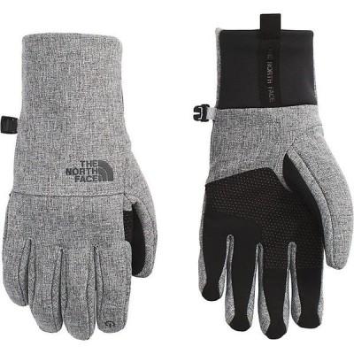 (取寄)ノースフェイス レディース アペック エティップ グローブ The North Face Women's Apex Etip Glove TNF Medium Grey Heather