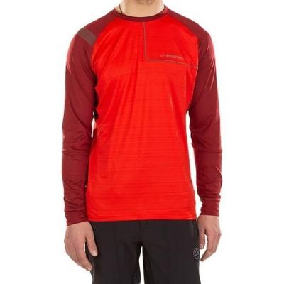 ラスポルティバ メンズ Tシャツ トップス Tour Long-Sleeve Top