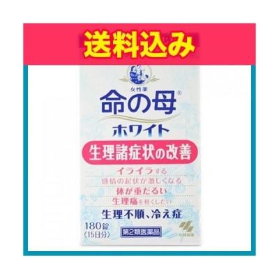 【第2類医薬品】小林製薬 命の母ホワイト 180錠