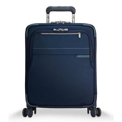 ブリグスアンドライリー メンズ スーツケース バッグ Baseline International Carry-On Expandable Wide-Body Spinner