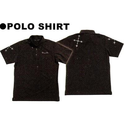 ロマロ ポロシャツ メンズ 半袖ボタンダウン シームレス ポロシャツ