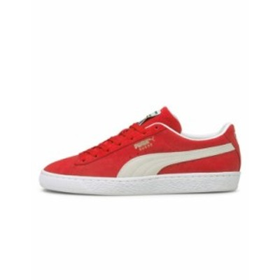 プーマ メンズ スニーカー シューズ Puma Suede classic sneakers in red Puma Red