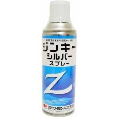 ニッペホームプロダクツ ジンキースプレー シルバー 420ml ZS−420ML