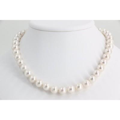パールネックレス 冠婚葬祭 大粒10mm 本真珠ネックレス&ピアスセットorイヤリングセット 真珠 ネックレス 冠婚葬祭