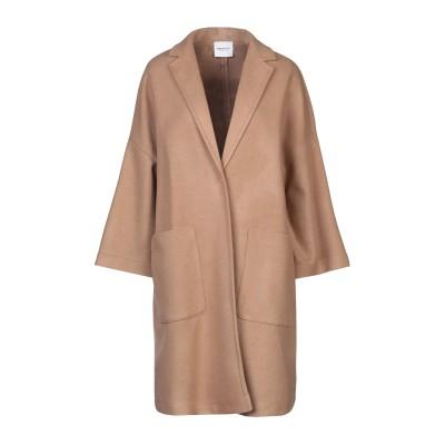ANNARITA N TWENTY 4H コート キャメル 38 アクリル 49% / ポリエステル 47% / ウール 4% コート