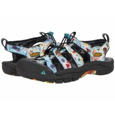 Keen キーン レディース 女性用 シューズ 靴 サンダル Newport H2 New Aco Collage【送料無料】