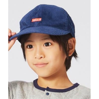 F.O.Online Store / /4色コーデュロイキャップ KIDS 帽子 > キャップ
