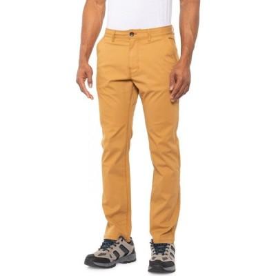 プラーナ prAna メンズ ボトムス・パンツ mcclee pants - organic cotton Embark Brown
