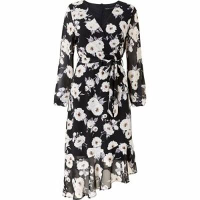 メラ ロンドン Mela London レディース ワンピース ワンピース・ドレス Cornflower Printed Black