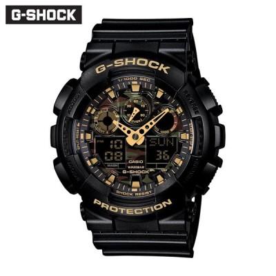 正規品 G-SHOCK Gショック GA-100CF-1A9JF 腕時計 メンズ ジーショック CASIO カシオ