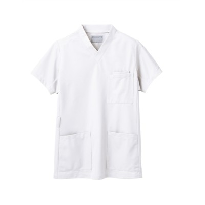 MONTBLANC 72-611 スクラブ(半袖)(男女兼用) ナースウェア・白衣・介護ウェア