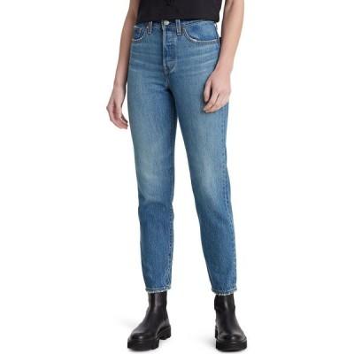 リーバイス LEVI'S レディース ジーンズ・デニム ボトムス・パンツ Wedgie Icon Fit High Waist Jeans Athens Shut It
