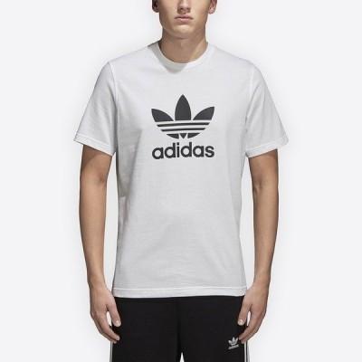 アディダス メンズ Tシャツ トップス adidas Originals Trefoil T-Shirt