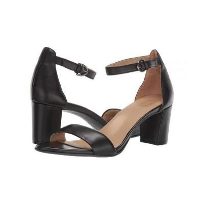 Naturalizer ナチュラライザー レディース 女性用 シューズ 靴 ヒール Vera - Black Leather