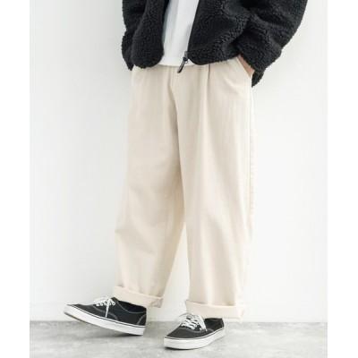 Rocky Monroe / ワイドテーパード バルーンデニムパンツ スケーターパンツ MEN パンツ > デニムパンツ