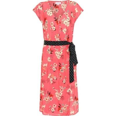 ベルベット グラハム&スペンサー Velvet レディース ワンピース ワンピース・ドレス romina floral dress Pink Fruit