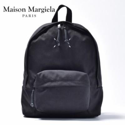 メゾンマルジェラ バッグ メンズ レディース Maison Margiela ブランド リュック リュックサック バックパック おしゃれ ブラック 黒 パ