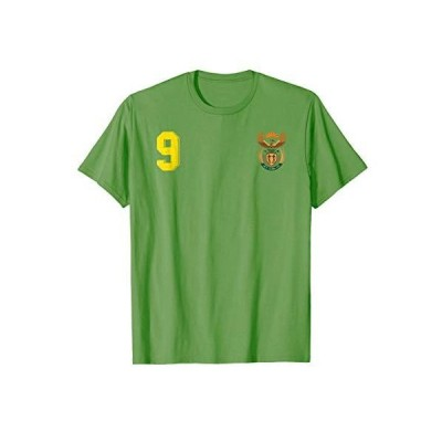 Retro South Africa Soccer Jersey Football T-Shirt Rugby Away