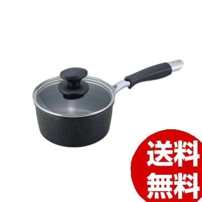 マーブル・プレミアム IH対応片手鍋16cm MR-7049
