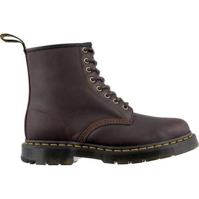 ドクターマーチン メンズ ブーツ・レインブーツ シューズ Dr. Martens Men's 1460 WinterGrip Winter Boots