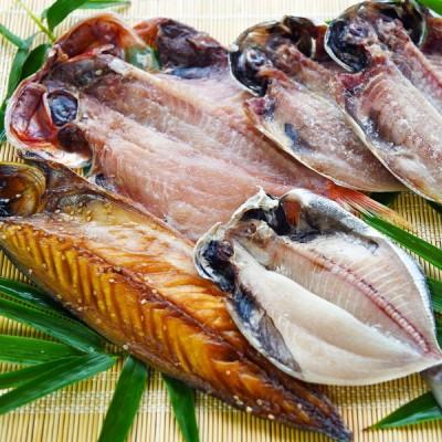 お取り寄せ グルメ ギフト 伊東の干物問屋が作る朝ごはん干物 魚介 食品 送料無料