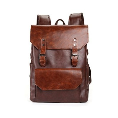 New men's shoulder bag, fashionable European and American school bag, high school man's backpack.【並行輸入品】
