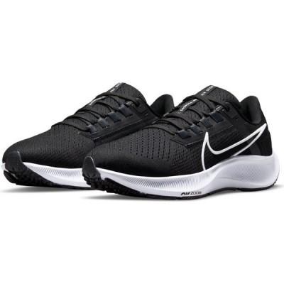 ナイキ NIKE レディース ランニング・ウォーキング エアズーム シューズ・靴 Air Zoom Pegasus 38 Running Shoe Black/White/Anthracite/Volt
