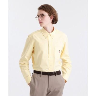 シャツ ブラウス バッキンガムベア オックスフォード ボタンダウンシャツ