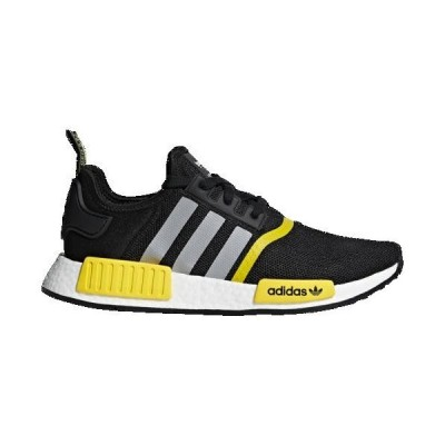 (取寄)アディダス メンズ オリジナルス NMD R1Men's adidas Originals NMD R1 Black Metallic Silver White