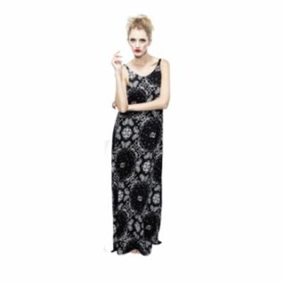 lafine ラファイン バンダナ マキシドレス  Bandana Maxi Dress  マキシ丈ワンピース マキシワンピ レディース 通販 ワンピース 大きい