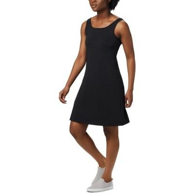 コロンビア ワンピース トップス レディース Women's PFG Freezer III Dress Black