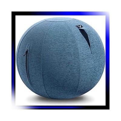 ブルー/約65×65×65cm シーティングボール ルーノ シェニール