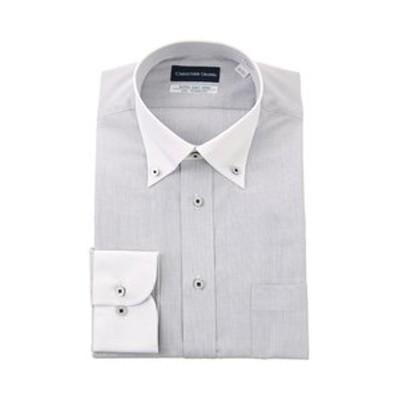 【長袖】【Smart Biz Cool】【クレリック】スタンダードワイシャツ
