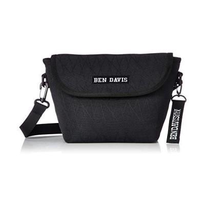 [ベンディビス] ショルダーバッグ MINI MESSENGER BAG (Xブラック One Size)