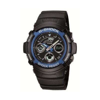 カシオ CASIO 腕時計 G-SHOCK ジーショック STANDARD アナログ/デジタルコンビネーションモデル AW-591-2AJF メンズ