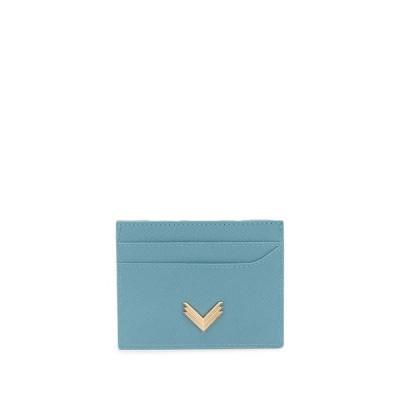 MANOKHI メンズ 財布 ウォレット カードケース 小物 ギフト プレゼント