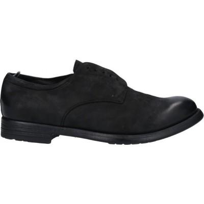 オフィチーネ クリエイティブ OFFICINE CREATIVE ITALIA メンズ ローファー シューズ・靴 loafers Black