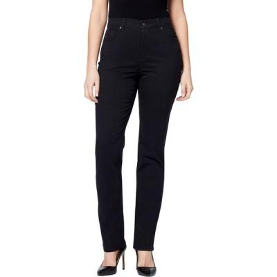 グロリア ヴァンダービルト Gloria Vanderbilt レディース ジーンズ・デニム ボトムス・パンツ Amanda Classic High-Rise Tapered Jeans Black