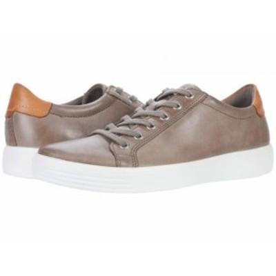 ECCO エコー メンズ 男性用 シューズ 靴 スニーカー 運動靴 Soft Classic Sneaker Dark Clay/Lion【送料無料】
