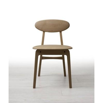 ダイニングチェア 木製 おしゃれ LISCIO (リッショ) チェア サイドチェア 天然木無垢材(オーク / ウォールナット / チェリー)