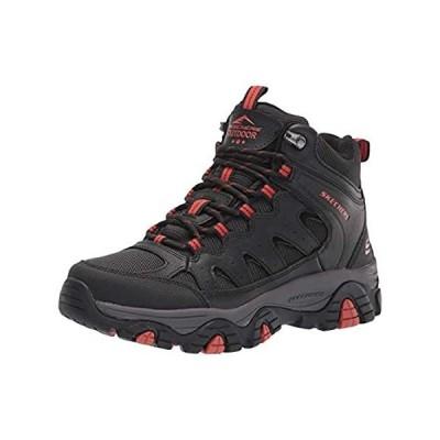 特別価格Skechers USA Men's Men's Hiking Boot, Black, 11好評販売中