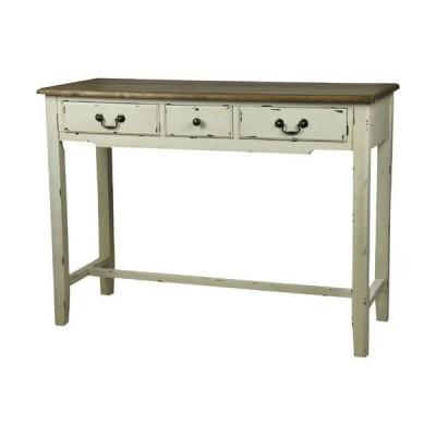 コンソールテーブル 木製 アンティーク おしゃれ カントリー ブロッサム コンソール 木製コンソール アンティーク風コンソール テーブル 木製テーブル
