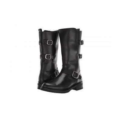 Frye フライ レディース 女性用 シューズ 靴 ブーツ スタイルブーツ アンクル ショートブーツ Veronica Shearling Mid - Black
