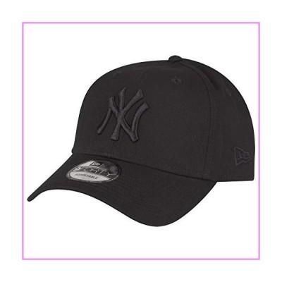 New Era MLB League ESS 940 NEYYAN BLKBLK, Black, One Size【並行輸入品】